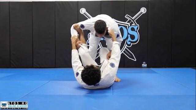 Controlling the Half Spider Guard