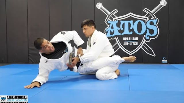 Basic & Modified Hip Bump Sweep From ...