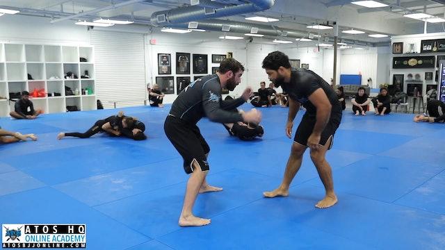 Andre Galvao vs Gabriel Perud (Blue)