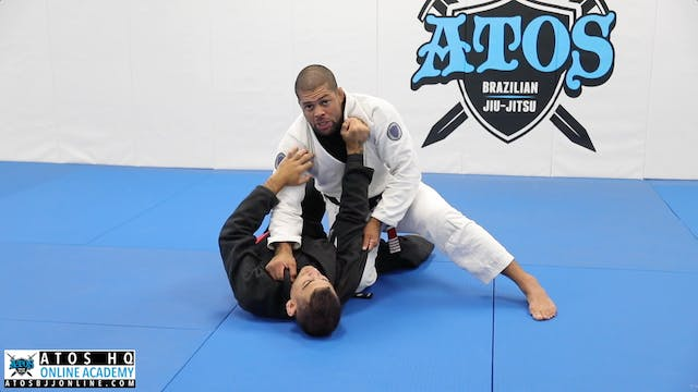 The Floating Pass Transition to Knee Cut