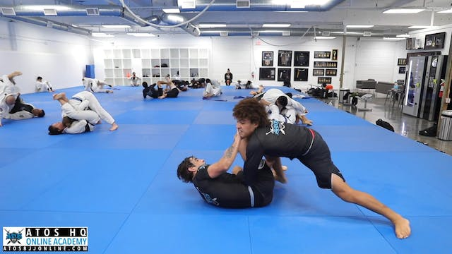 Brown Belts Going After Each Other: K...