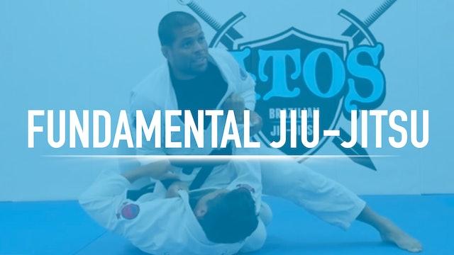 Fundamental Jiu-Jitsu