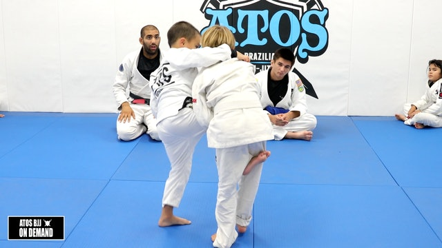 Sweep Single: Finishing With Pressure - Kid's Class