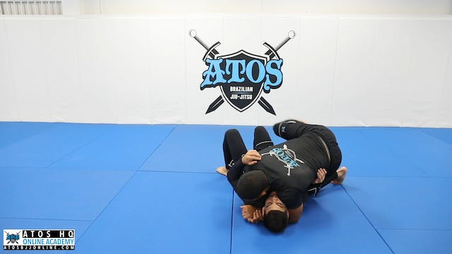 Side Control to Mount Position