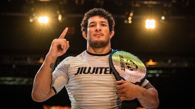 """Highlight: Lucas """"The Hulk"""" Barbosa's Road to BJJ BET II Victory"""