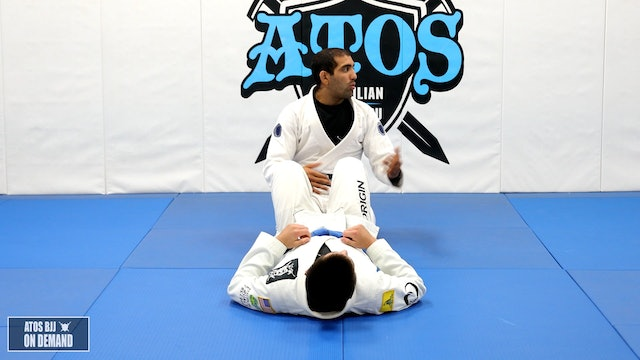 Spider Guard Specific Training - Kid's Class