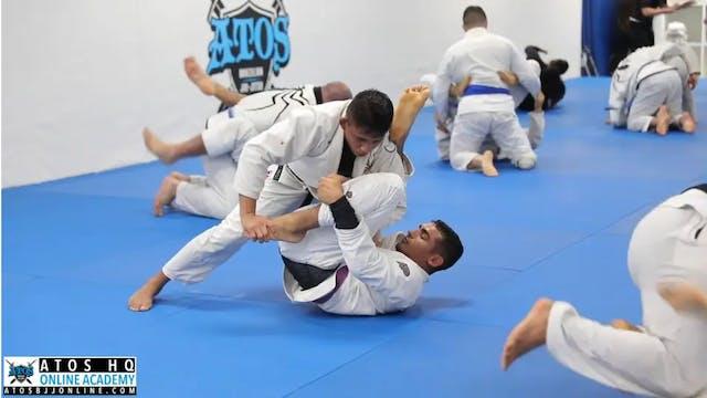 Pans Champ Lucas Pinheiro vs Daniel S...