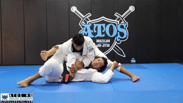Kimura Defense to Guard Recovery