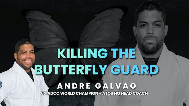 Killing the Butterfly Guard By Andre ...