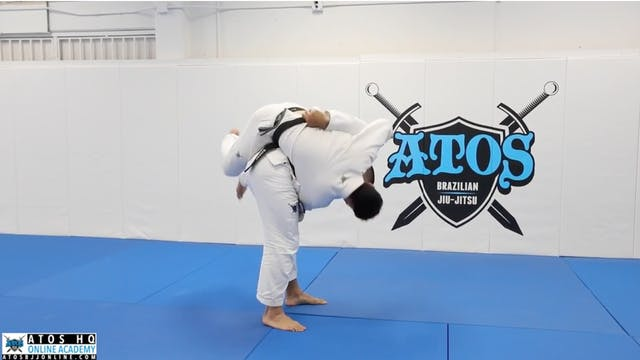 Judo: O-Goshi