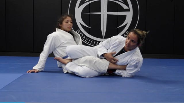 Ankle Lock Entries + Finishing Details