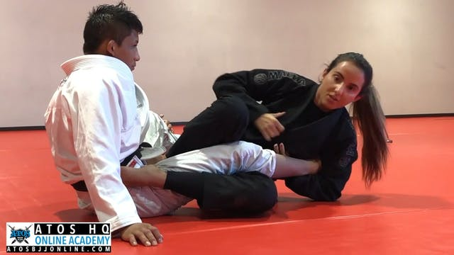 Straight Ankle Lock Details From Doub...
