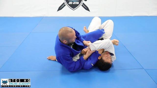 Straight Jacket Submission From Monoplata