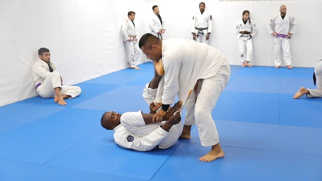 Competitors Going After Each Other Du...