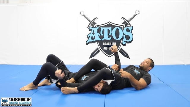 Understanding the System - Submission Combo Attacks