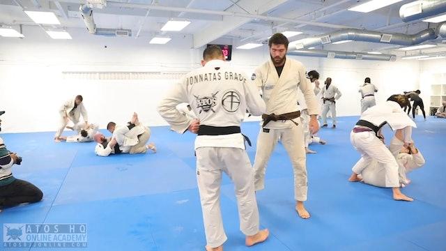 Jonnatas Gracie vs Javier Zaruski (Brown)