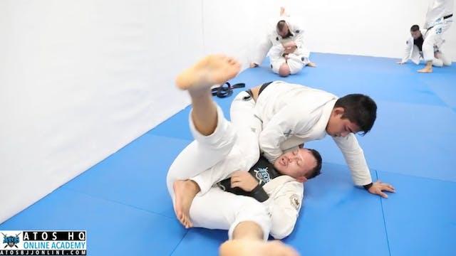 World Champ Andy Murasaki vs Jose Avi...