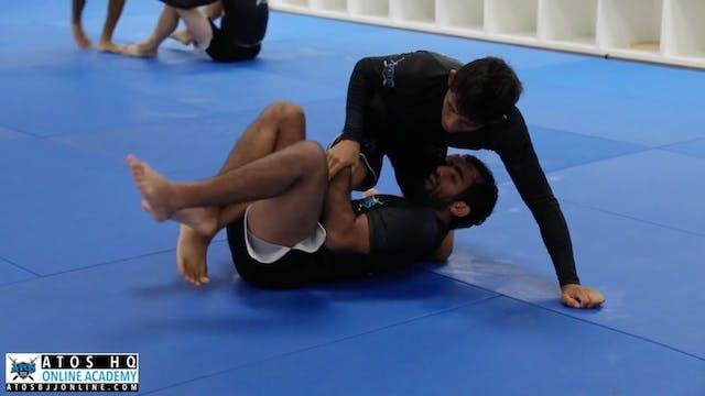 Lucas Pinheiro vs Osa Almarwai