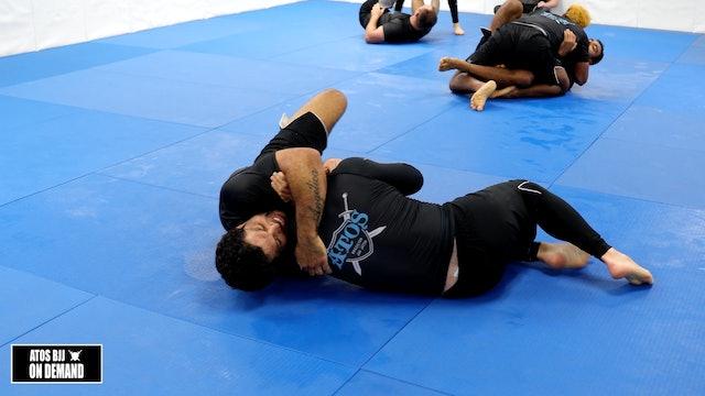 Andre Galvao Vs Atos Black Belt Matt Langford