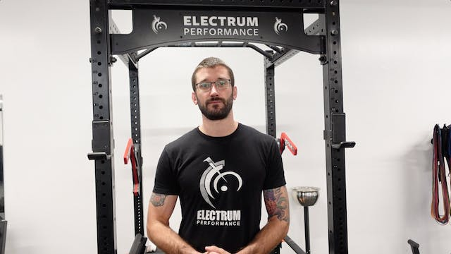 Relative Strength - Ramping Up and Working Sets