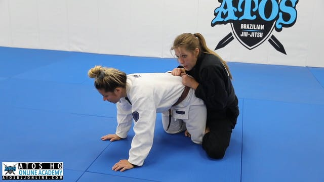 Calf Slice Back Take With Lawchair With the Option When Opponent Runway