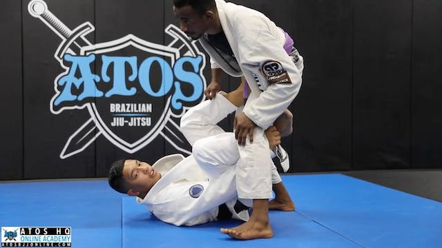 Modified Squid Guard Sweep when Oppon...