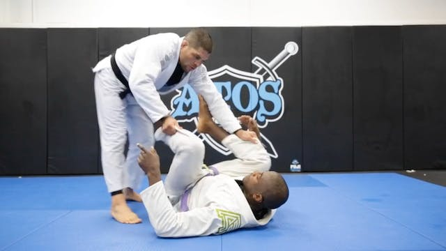 Sweeping Using the Lasso Spider Guard