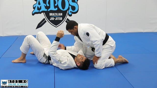 Intro Jiu-Jitsu Day 18