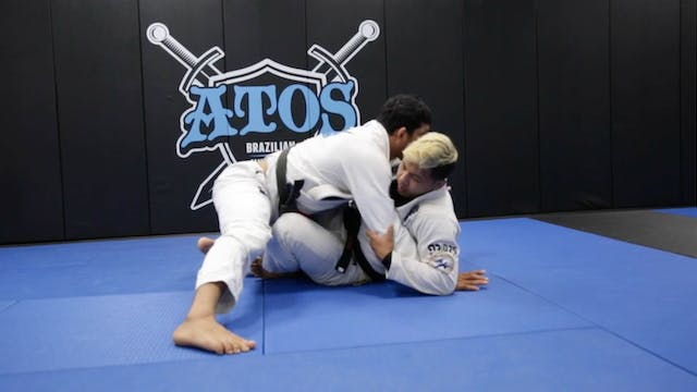 Countering the Hooks Guard Sweep + Kn...