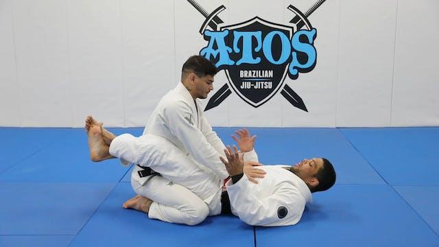 Intro Jiu-Jitsu day 8