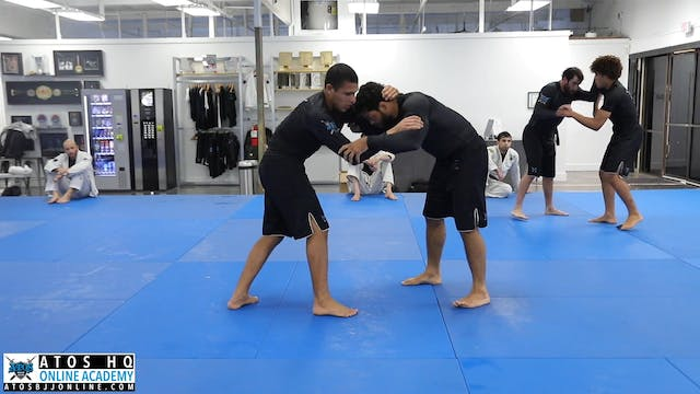ADCC Champ vs ADCC Future Champ Sparr...