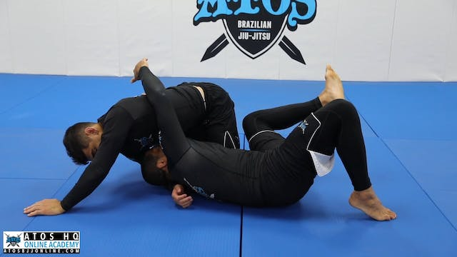 The Under Hook Escape