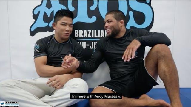 "Andre Galvao Interviews Brown Belt"" A..."