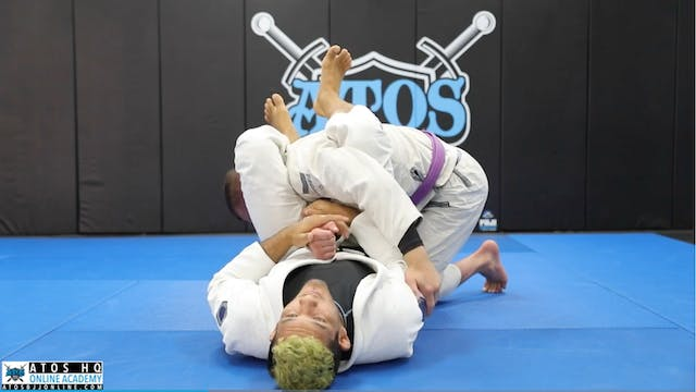 Arm Bar From Closed Guard + Sweep To ...