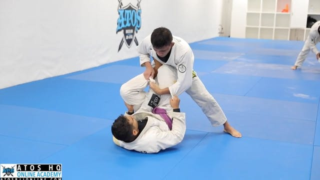 Pans Champion Lucas Pinheiro vs World...