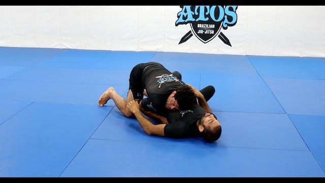 Body Lock Special Pressure Pass