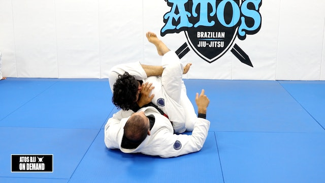 Closed Guard Submission Drills - Kid's Class