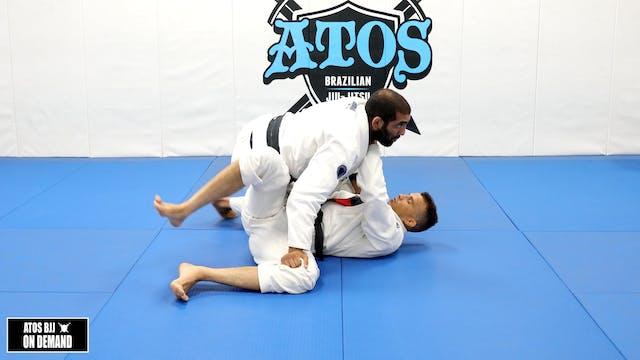 Y Grip Passing - Kid's Class