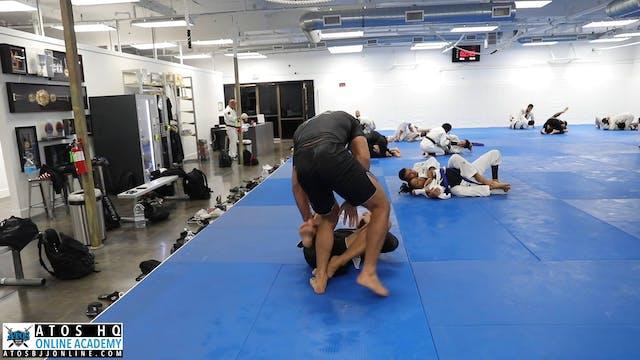 World Champion Kaynan Duarte vs BJJ P...