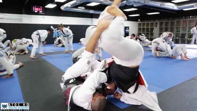 The Best: Andre Galvao vs Lucas Barbosa