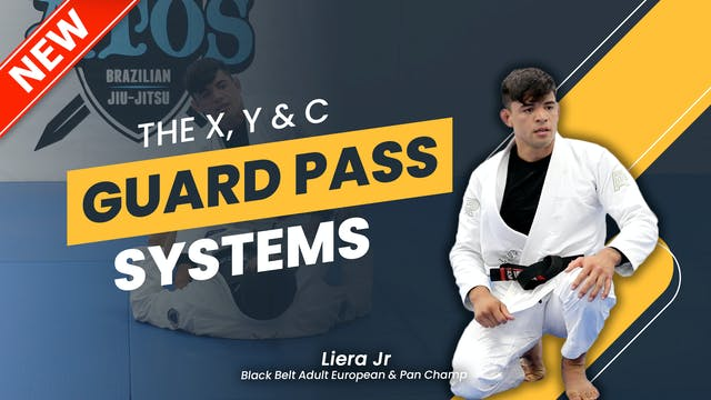THE X, Y & C GUARD PASS SYSTEMS by Liera Jr