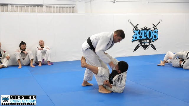 Atos HQ Black Belts Gustavo Batista v...