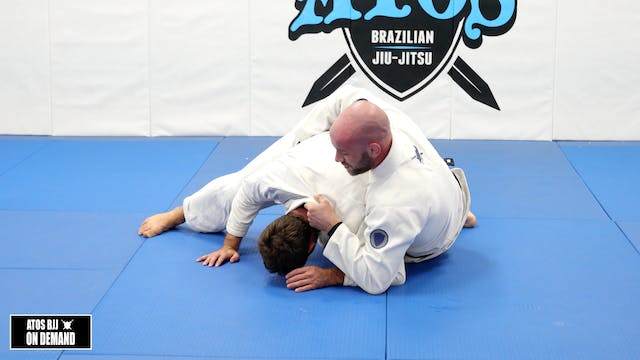 Back Take from Octopus Guard