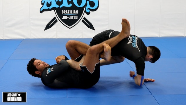 Side Smash Defense to Leg Entanglement & Guard Recovery