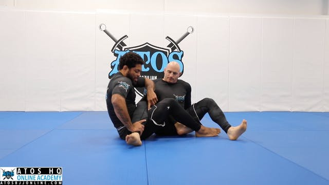 Details To Secure & Finish The Heel Hook