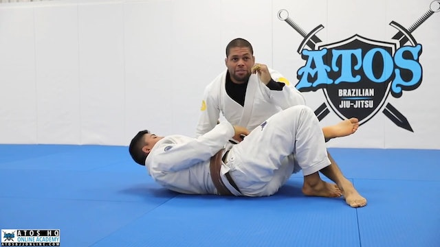 Mounting From Side Control to Submissions & Concepts