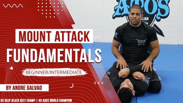Mount Attack Fundamentals | Andre Galvao