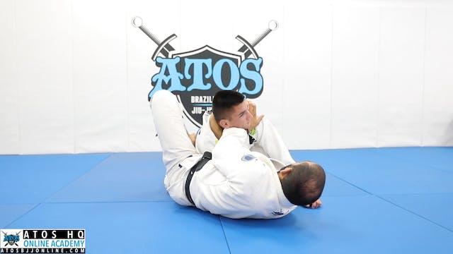 Arm Drag to Cross Choke - Kid's Class