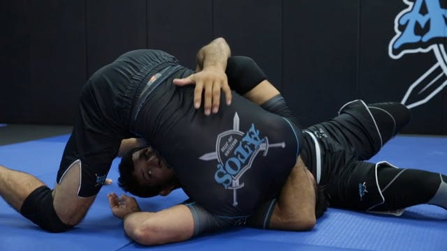 Sweeping and Submitting Using the Chi...