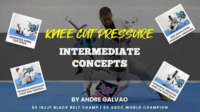 Super Knee Cut Pressure | Andre Galvao